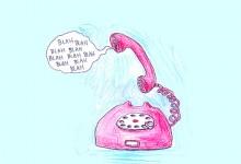 Tante Tildes Telefon